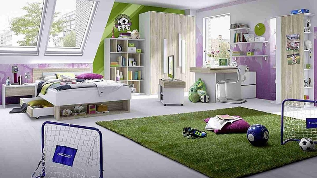 Kinder- und Jugendzimmer - fantastische Einrichtungsideen zum Mitwachsen