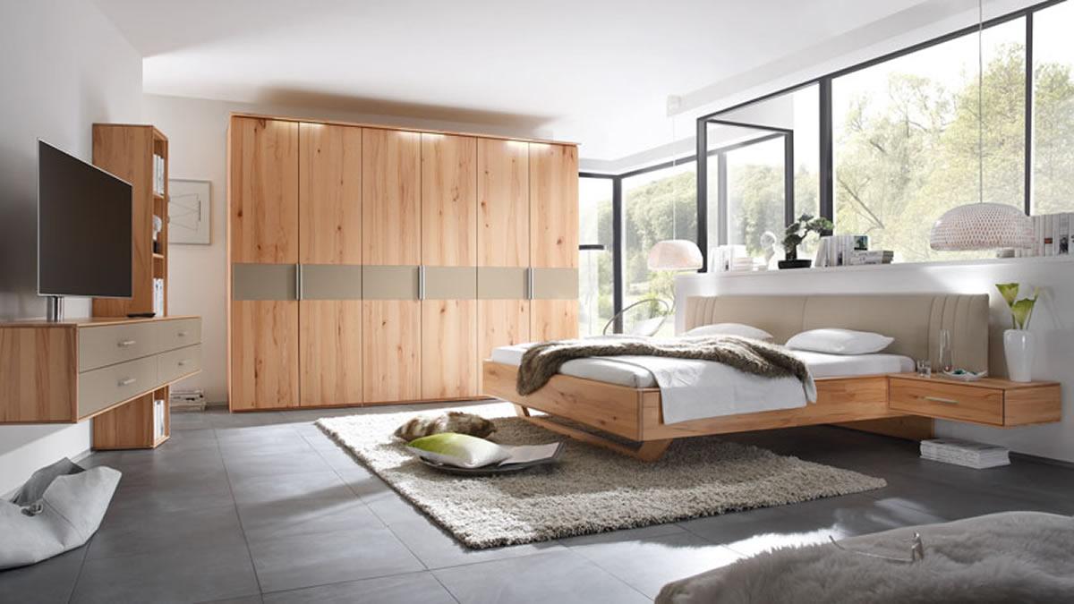 Schlafzimmer,  Bett für Ihren erholsamen Schlaf